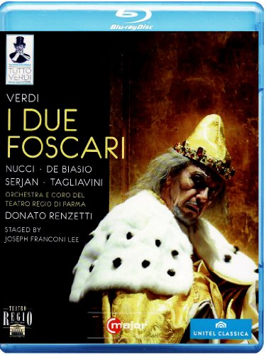 Tutto Verdi: I Due Foscari [Blu-ray] Preisvergleich