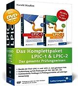 Das Komplettpaket LPIC-1 & LPIC-2: Das gesamte Prüfungswissen (Galileo Computing)