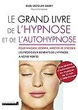 Le grand livre de l'hypnose et de l'autohypnose pour maigrir, dormir, arrêter de stresser: Les prodigieux bienfaits de l'hypnose à votre portée (SANTE/FORME)...