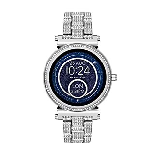 Michael Kors Women's Smartwatch Sofie MKT5024 (B075MS6XKS) | Amazon price tracker / tracking, Amazon price history charts, Amazon price watches, Amazon price drop alerts