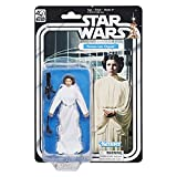 Star Wars The Black Series 40. Jahrestag Prinzessin Leia Organa 13,3 cm Figur