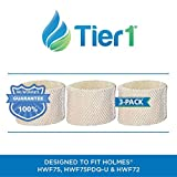 Holmes HWF75PDQ-U HWF75 Type D Comparable Humidifier Filter 3 Pack