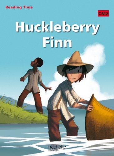 reading-time-huckleberry-finn-cm2-livre-eleve
