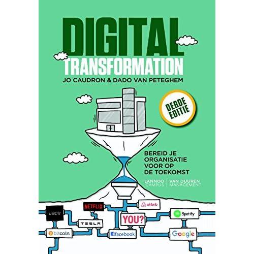 Digital transformation - derde editie: Bereid je organisatie voor op de toekomst