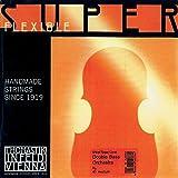 Cordes Thomastik Contrebasse Superflexible Noyau corde Accord d\'orchestre. 4/4; Do