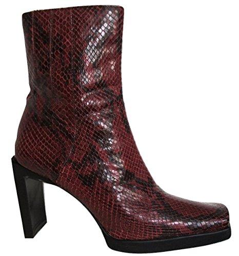 nine-west-real-impresion-de-piel-de-serpiente-retro-tobillo-botas-color-rojo-talla-37-1-3