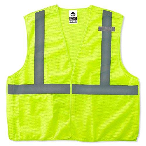 Ergodyne Glowear Klasse 2Wirtschaft abtrünnigen Weste, 8215BA 2 Traffic Safety Vest