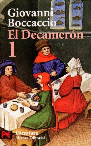 El decameron 1 / The Decameron por Giovanni Boccaccio