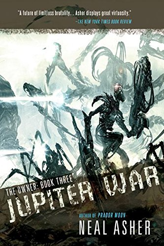Rise Black Tiger (Jupiter War: The Owner: Book Three)