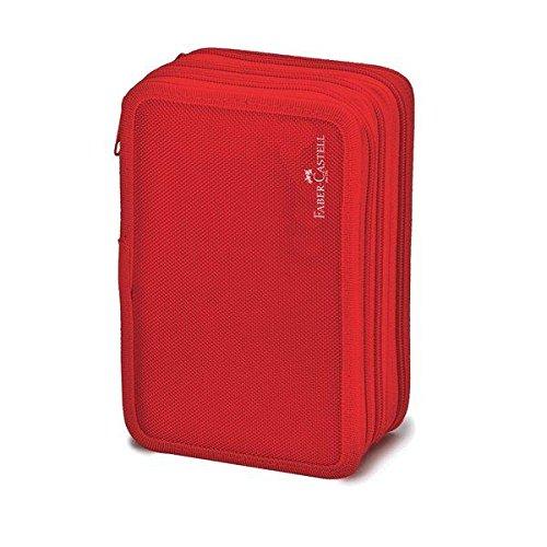 Faber-castell 570021 astuccio, rosso