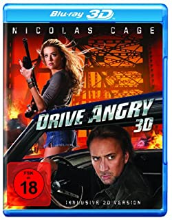 Drive Angry (inkl. 2D-Version) [3D Blu-ray]