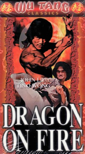 dragon-on-fire-vhs-import-usa