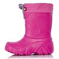 Lemigo Children´s EVA Rubber Wellington Boots Grizzly 835 (Pink-2, EU 22/23 = UK 5,5/6)