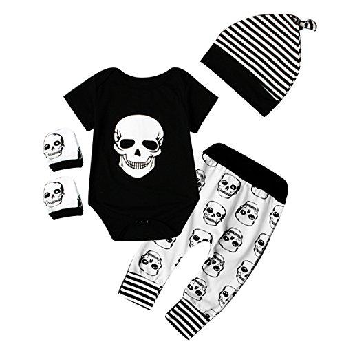 Juego de ropa de bebé para recién nacido (body, pantalones,...