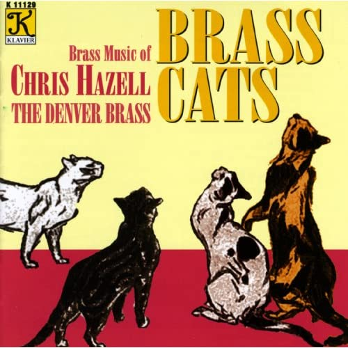 Hazell: Cat Suite / Interval Music / 3 More Cats / Play for A Play