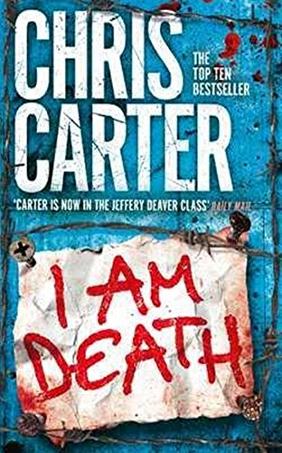 I Am Death par Chris Carter