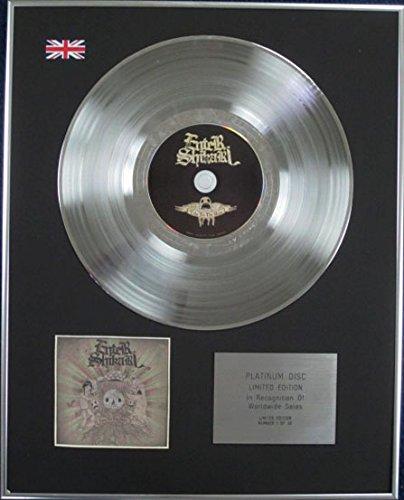 Enter Shikari-Limitata Edizione CD platinum disc-decolla