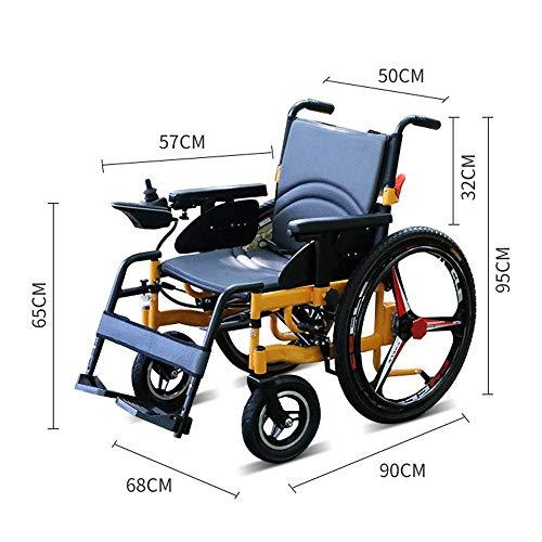 TWL LTD-Wheelchairs Intelligenter Elektrischer Rollstuhl, Älterer Behinderter
