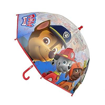 Cerdá Paw Patrol Paraguas Clásico, 63 cm, Rojo de Cerdá