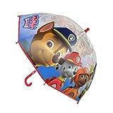 Questo ombrello Paw Patrol è grande per mantenere piccolo fuori dalla pioggia.Il baldacchino ha 8pannelli con il tuo pref personaggi Paw Patrol.& # x; bambino sicuro meccanismo di apertura/chiusura per evitare trappole mignolo.& # x;...
