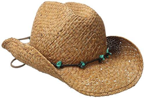 scala-womens-raffia-western-hat-chocolate-one-size