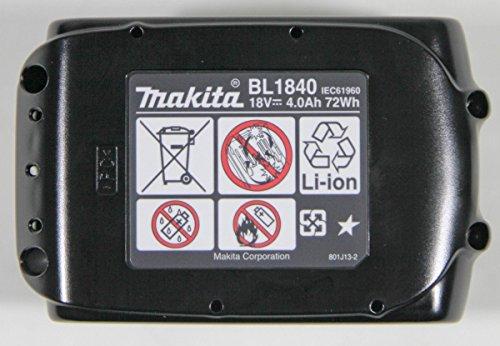 Makita Lithium-Ionen-Akku BL1840B | 18 V / 4.0 Ah - 2