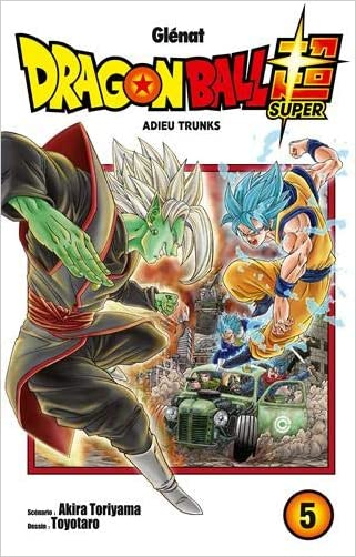 #10: Dragon Ball Super - Tome 05