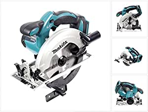 Makita BSS 611 Scie circulaire rechargeable avec batterie Li-ion 18 V