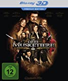 Die Drei Musketiere - Premium Edition [3D Blu-ray]