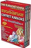 Coffret 3 DVD Karaoké Mania ''Les Inoubliables''