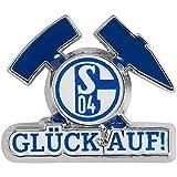 FC Schalke 04 Anstecker Glück Auf S04