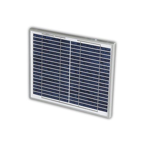 Solarpanel Solarmodul 10W 12Volt Poly