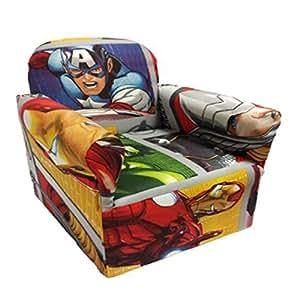 Eden falls fauteuil pour enfant motifs personnages de - Amazon fauteuil enfant ...
