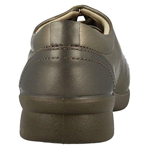 Padders - Refrsh2, Scarpe a collo basso da donna grigio (6.5 UK E)