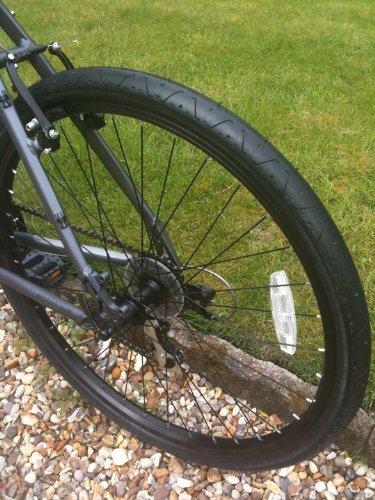 Curio UK Slick Mountain Bike Reifen Reifen ls07726x 2,10