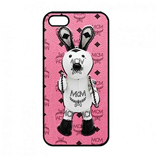 rosa-patter-rabbit-serizes-mcm-cellulare-for-apple-iphone-5-apple-iphone-5s-mcm-caes-mcm-tpu-duro-pc