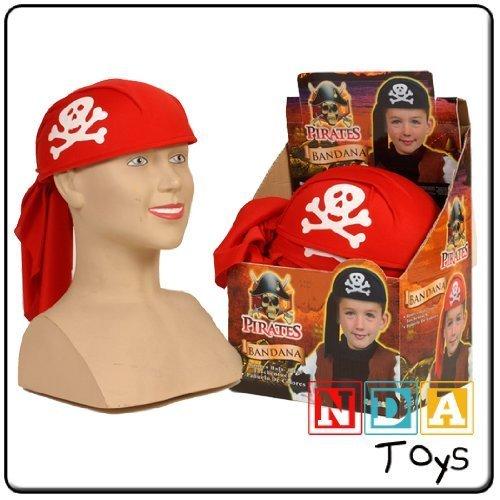 Pirates Dress Up Kids Bandana by Halsall