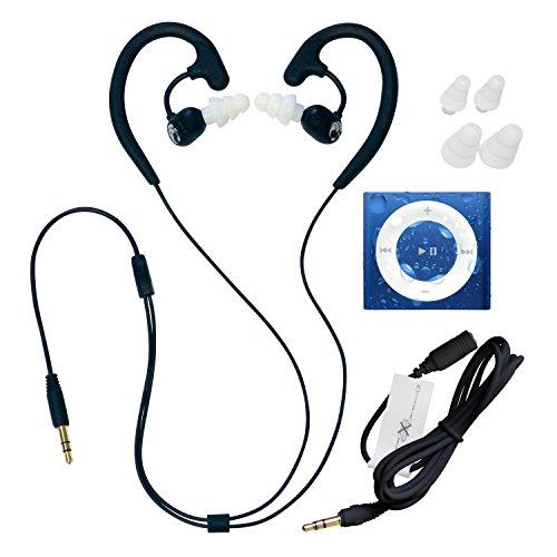 Swimbuds ajustement et sous l'eau Audio étanche iPod Bundle