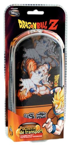 ALTRI CARRY BAG DELUXE KIT DRAGONBALL Z PSP (Psp Ball Z Dragon)