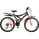 #7: Hero SuperStar 26T 18 Speed Dwrim Glsy - Black & Orange