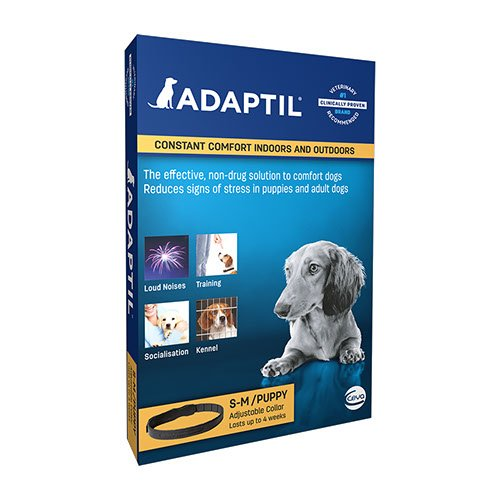 ADAPTIL Calm On-the-Go Collar for Small Dogs