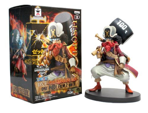 "One Piece Grandline Men: One Piece Film Z Vol. 1 DXF Figure-6"" Usopp 1"