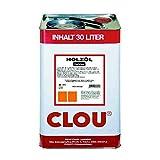 Clou Profi Holzöl farblos 1 Liter