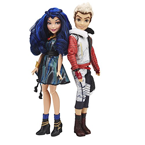 disney-descendants-evie-isle-of-the-lost-and-carlos-dolls