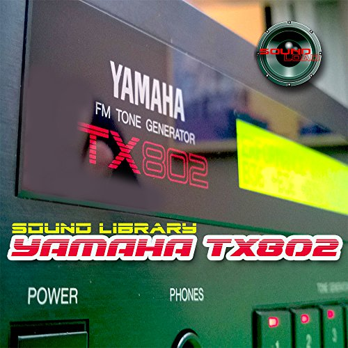 YAMAHA TX802 - Large Original Factory & NEW Created Sound Library/Editors PC/Mac/Atari on CD or for download Pc New Factory