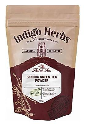 Thé Vert Sencha en poudre (Camellia Sinensis) - 100g (Qualité assurée)