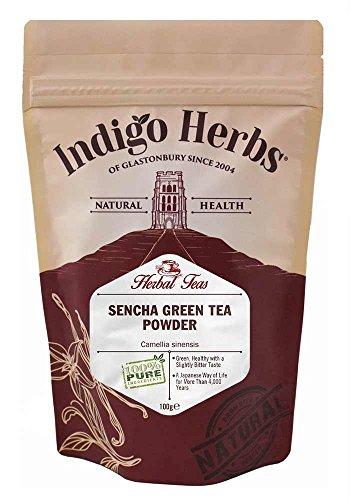 Green Tea (Camellia Sinensis) Powder - 100g