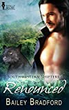 Renounced (Southwestern Shifters Series Book 10)