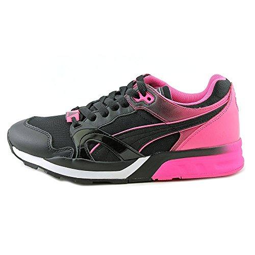 Puma Xt-1 Blur 1 Synthétique Chaussure de Tennis Black-Carmine Rose