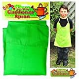 Junior Gardener Apron Green Mini Children's Pockets Boys Girls
